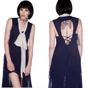 UNIF   Keepers Polka Dot Dress